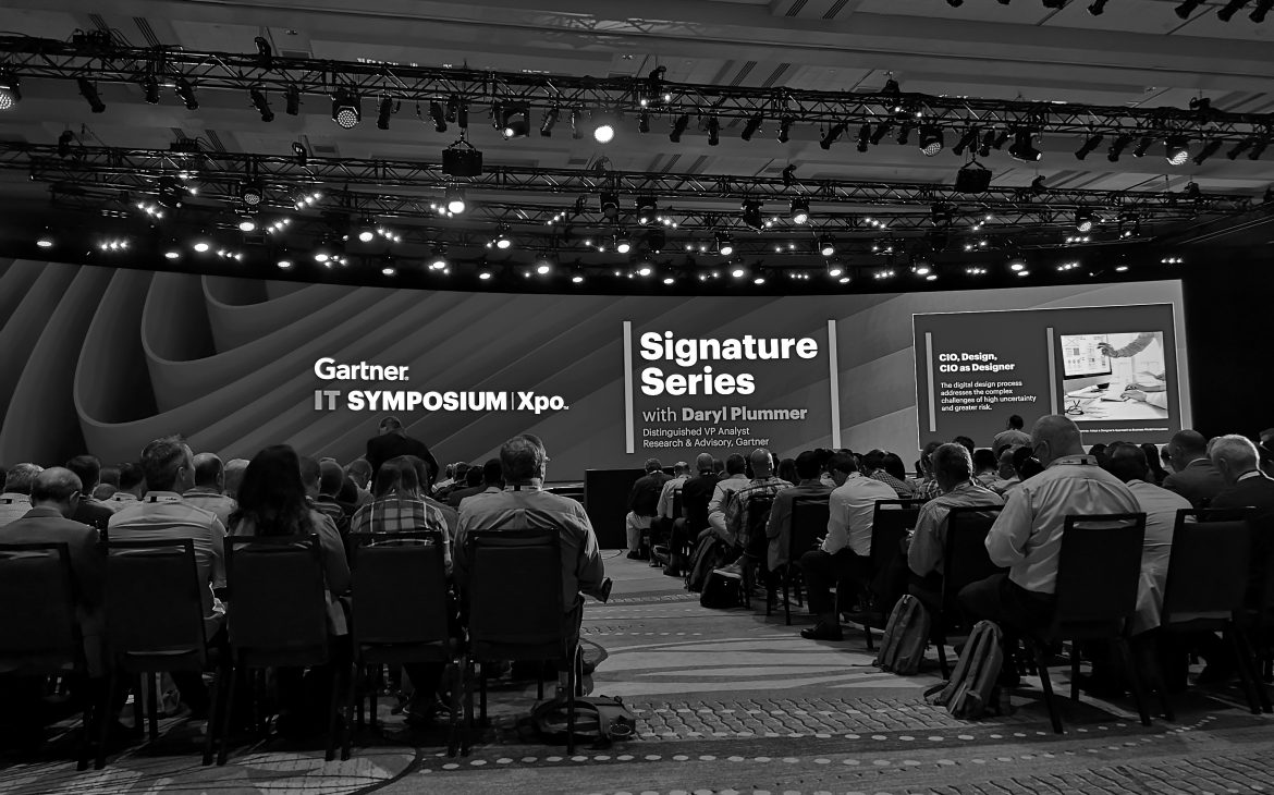 Gartner's Top Strategic Predictions for 2020 & Beyond: Contemplating the Human Condition